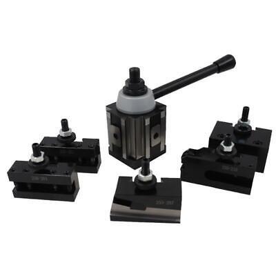T1011 Bxa Piston Tool Post Set Cnc High Precision Quick Change Lathe Holder 200