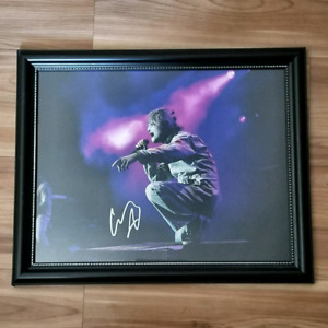 Autographed 16X20 of Cory Taylor of Slipknot