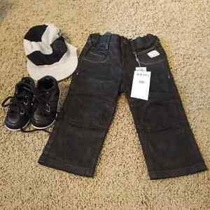 Mexx Toddler Boy Jeans, Shoes & Hat