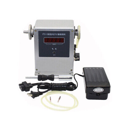 220v Computer Controlled Coil Transformer Winder Winding Machine 0.03-0.35mm