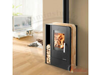 Aruba wood burning Stove