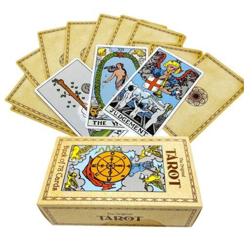 The Original Rider Waite Tarot Cards Deck | Best Version on the Market