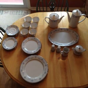 Noritake (Blue Hill)  china set for sale