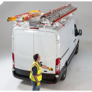 $1500 OFF – BRAND NEW IN BOX WEATHER GUARD DROP DOWN LADDER RACK