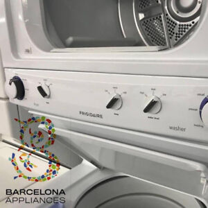 CHRISTMAS TIME - WASHERS/ DRYERS or STACKABLE - FREE DELIVERY