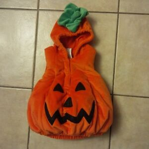 baby jack o'lantern costume Cambridge Kitchener Area image 1