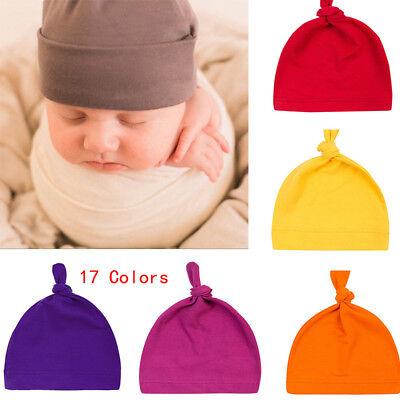 Bonnet bébé tricoté chapeau de coton tricoté chapeau doux bébé nourrisson