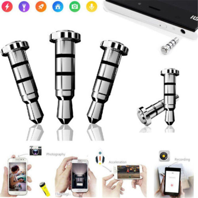 Klick Quick Button 360 Smart Key ikey Dust Plug Android compatible clikcy YN