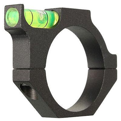Alloy Rifle Scope Laser Bubble Spirit Level For 30mm Ring Mount Holder K5Y2