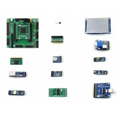 Altera Fpga Board Ep2c5 For Cyclone Ii Series With 3.2inch Touch Lcd 12 Modules