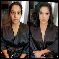 Party  Makeup 45$ ( Home Service ) 2018/19 booking accepting