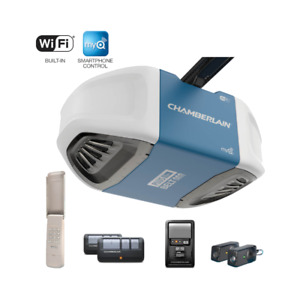 Best Price & Quality 4 Chamberlain 3/4HP WIFI Opener 647-8086168