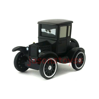 Mattel Disney Pixar Cars Lizzie Diecast Toy Car 1:55 Loose New In Stock
