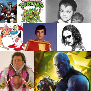 Comic-Con this weekend in Orillia - Over 300 Vendors