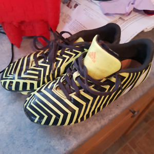Size 8 Adidas cleats