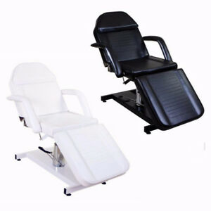 New! Premium Hydraulic Facial Bed Spa Table Tattoo Salon Chair