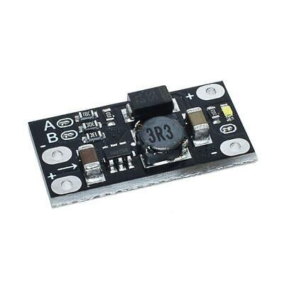 Multifunction Mini Dc-dc Lithium Battery Boost Module Step Up Board 3.7v To 12v