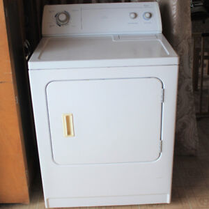Dryer for sale, working good.