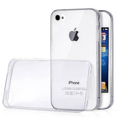 Funda de Gel TPU Cristal Transparente para iPhone 4 - 4s -...