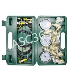 Hydraulic Pressure Test Kit 15 Test Coupling Set 200053