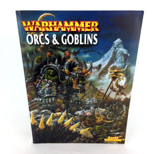 Warhammer 40K Orcs & Goblins Armies Book 6th Edition Games Works