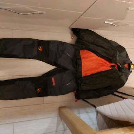 Akito Desert Motorcycle Jacket and trousers