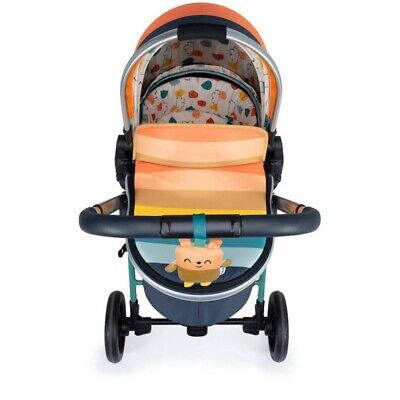 New Cosatto Wowee 3 in 1 Travel system Goody Gumdrops with car seat from birth