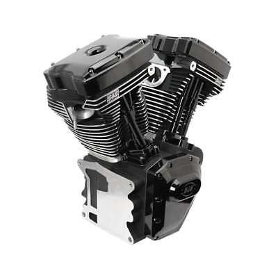 T111 S&S CYCLE TWIN CAM HD ENGINE BLACK EDITION 99-06 585 CAMS (EXCEPT 06 DYNA)