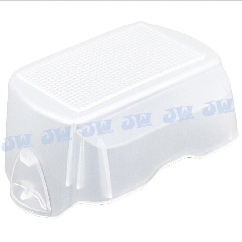 JJC High Quality Flash Dome Bounce Diffuser For NIKON SB-700 Flash as SW-14H
