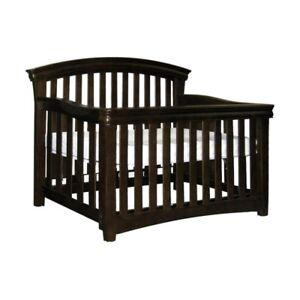 4-in-1 Shermag Convertible Crib