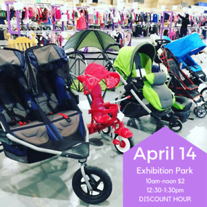 Kids & Baby clothing, toys, gear & more from dozens of families!