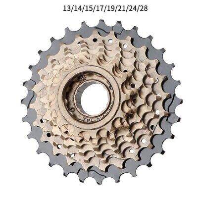 Shimano Tourney MF-TZ31-7 Speed Mountain Bike Bicycle Freewheel Screw-On 14-34T