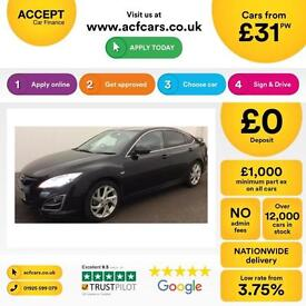 Mazda Mazda6 2.2D ( 180ps ) Sport FROM £31 PER WEEK!
