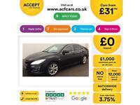 Mazda Mazda6 2.2D ( 180ps ) Sport FROM £31 PER WEEK!