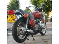 1975 Honda GL1000 Goldwing Classic Vintage, Low Mileage, You Really Must See.