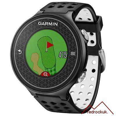 Garmin Approach S6 GPS Golf Watch Touch Screen Rangefinder - Black