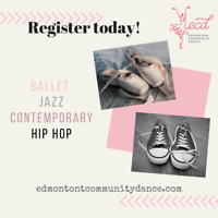 Community Dance Lessons (ages 3 to adult)