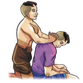 Male massage in Cardiff