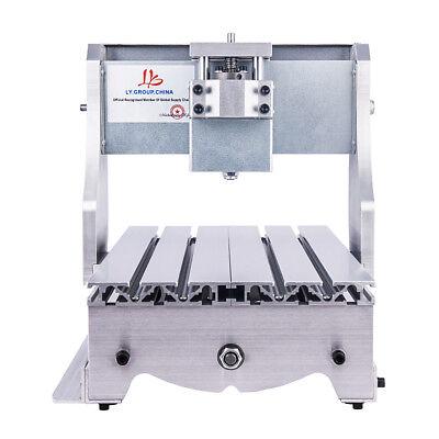 Cnc 3020 Emgraving Machine Frame Kit 3020z Lathe Frame With Ball Screw