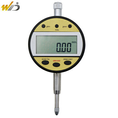 0-12.7 Mm 0.01 Mm Electronic Indicator Digital Dial Gauge Digital Indicator Tool