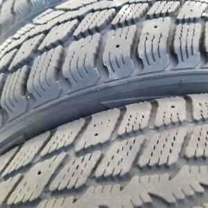 Winter Tires 185/69 R 14 - Pneus d'hiver