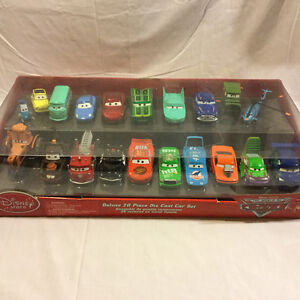 20 Piece Diecast collector set from the movie Cars