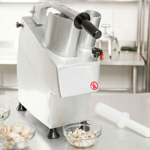 Continuous Feed Food Processor - 3/4 hp