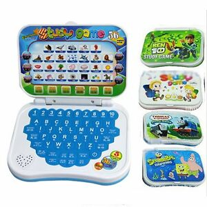 Early-Childhood-Learning-Machine-Mini-English-and-Chinese-Computer-Toys-Children