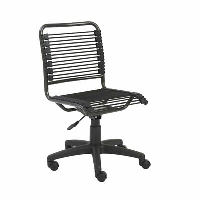 Eurostyle Bungie Low Back Office Chair in (Euro Style Furniture Office Chair)