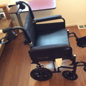 ALMOST NEW WHEELCHAIR (Transport Chair)