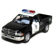 Toy Police Trucks