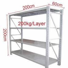2M Steel Garage Warehouse Rack Storage Shelving Work Bench 800kg Nunawading Whitehorse Area Preview