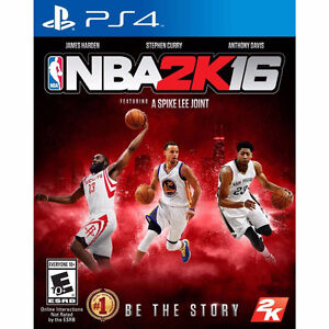 Looking to buy - NBA 2K16  or NBA 2K15 for PS4