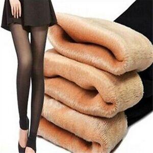 BAS NYLONG LEGGING / NYLON SOCKS LINED LEGGING